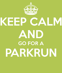 keep calm and parkrun meme