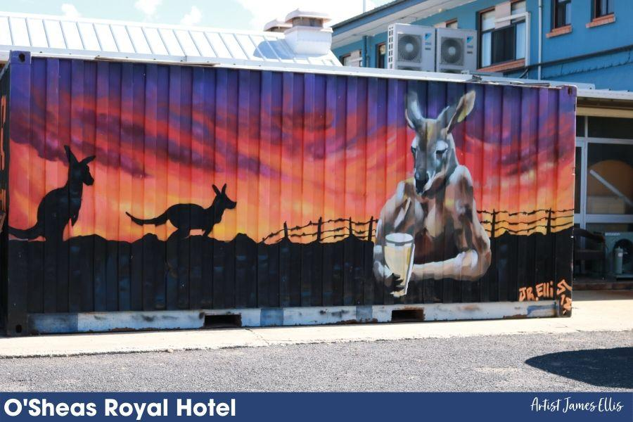 O'Sheas Royal Hotel